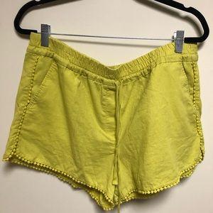 LOFT flowy shorts